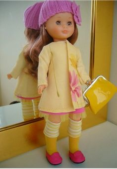 Factory Direct Selling Price sin Muñeca Y Sin Zapatos Traje De Nancy Pintora Reedicion Completo
