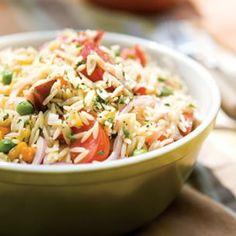 Salads on Pinterest | Orzo Salad, Orzo Pasta Salads and Vinaigrette