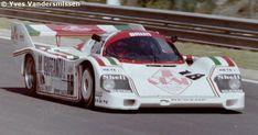 RSC Photo Gallery - Spa 1000 Kilometres 1985 - Porsche 956 no.18 - Racing Sports Cars