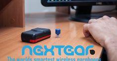 Wireless stereo bluetooth earphones, headset