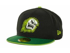 wholesale dealer a5b8c 48831 ... france casper ghosts milb customs 59fifty cap hats fd466 f1271