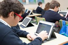 Proyecto tablet en Colegio El Prat