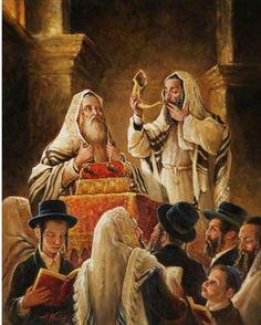 Cultura Judaica, Arte Judaica, Jewish History, Jewish Art, Jewish Synagogue, Biblical Hebrew, Sabbats, Historical Art, Abstract Drawings