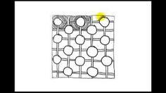 smartboard lesson on zentangle design