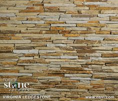 This Quot Castaway Stacked Stone Quot By Eldorado Stone Will Be