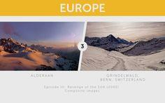 Grindelwald, Switzerland – Alderaan. @YoungDumbAndFun