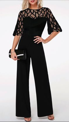 Perfect Jumpsuits Style For Spring Summer 2020 Jumpsuits are perfect for spring and summer. You can dress your jumpsuit up or down with accessories. Here are chic and cheap jumpsuits you'll love. Mode Outfits, Girl Outfits, Casual Outfits, Elegante Jumpsuits, Baby Overall, Elie Saab Couture, Dresses For Teens, Dresses Online, Plus Size Blouses