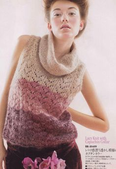 Richmore 104, Lacy Knit