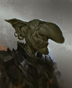 Goblin Bob, Even Amundsen on ArtStation at https://www.artstation.com/artwork/WwZ3