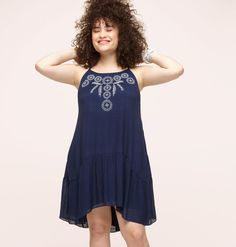Get into the boho vibe with new dresses like this plus size Stamped