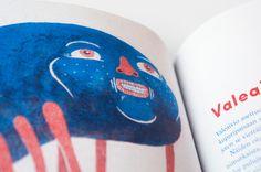Pencil Teeth   Graphic design & illustration by Tuomas Kärkkäinen