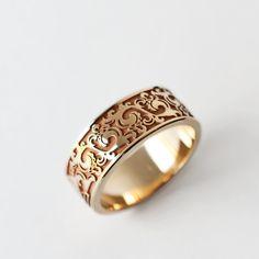 Custom ring by J ALBRECHT DESIGNS