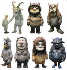 Where the Wild Things Are - Love