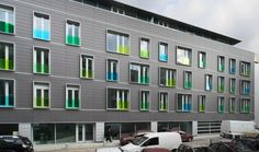Apartment Building on G.Călinescu Street / Westfourth Architecture