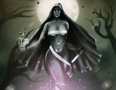 """Check out new work on my @Behance portfolio: """"The Witch Project Digital Art"""" http://be.net/gallery/64400469/The-Witch-Project-Digital-Art"""