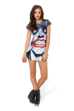 Why So Serious GFT by Black Milk Clothing $60AUD