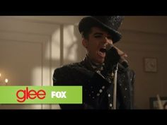 """Adam Lambert Full Performance of """"Marry The Night"""" from """"A Katy or a Gaga""""   GLEE"""