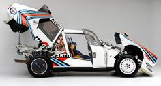 """""""When we started rallying with the S4 it had around 450-500 bhp...."""