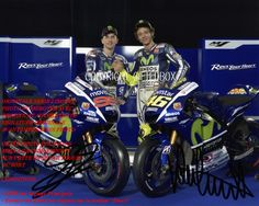 -- OCTOBER 2016 - OCTOBRE 2016 -- - Valentino Rossi Draw. Limited edition fotos, with sign, to win - Concours Valentino Rossi. Photos avec autographe, édition limitée à gagner - Concorso Su Valentino Rossi. Fotos con firma edizione limitata da vincere....
