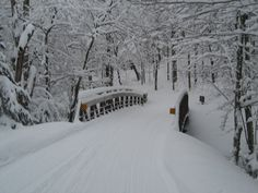 New Hampshire - Winter