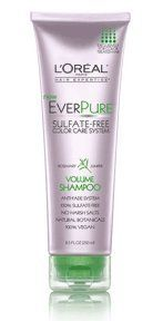 $5.97-$6.99 Baby EverPure conditioners are creamy, protective formulas that help preserve and maintain color brilliance. Color-treated hair requires special care. The EverPure Sulfate-Free Color Care System protects and conditions hair for long-lasting color purity. The unique UV filters help protect color-treated hair against sun damage.