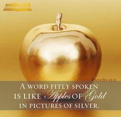Prov. 25:11