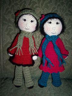 Love making dolls for the grandkids!