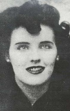 "Elizabeth Short aka ""The Black Dalia"" was murdered in California and still remains an unsolved case."