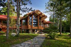Birch Point Retreat - SALA Architects - Kelly R. Davis
