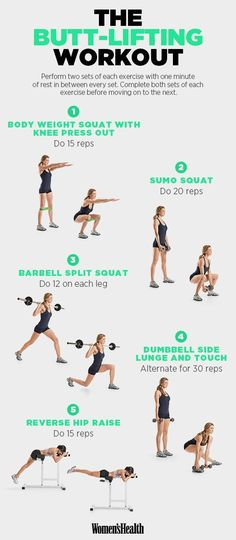 The Butt-Lifting Workout  Find more relevant stuff: http://victoriajohnson.wordpress.com