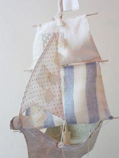 paper_mache_ship_detail Paper Mache Crafts For Kids, Spring Crafts For Kids, Paper Plate Crafts, Art For Kids, Kid Art, Paper Plates, Wood Patterns, Print Patterns, Paper Mache Animals