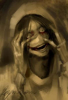 jeff the killer by redregenmann on DeviantArt