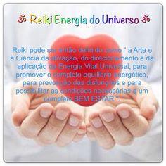 ॐ Reiki Energia do Universo ॐ