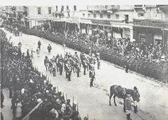 Η κηδεία του Βασιλέως Γεωργίου Α΄ στην Αθήνα την 20 Μαρτίου 1913