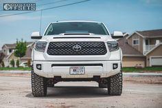 Nitto Ridge Grappler, Tundra Truck, Tyre Fitting, Fender Flares, Top Gun, Toyota Tundra, Wheels And Tires, Kit, Black
