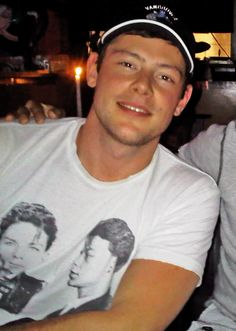 Cory Monteith — access-corymonteith: For all Cory all the time.