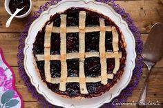Crostata+con+ricotta+e+marmellata