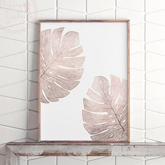 Baby Room Decor: 75 Ideas with Photos and Designs - Home Fashion Trend Pink Gold Bedroom, Rose Gold Wall Art, Gold Walls, Bedroom Art, Bedroom Ideas, Gold Print, Baby Room Decor, Decoration, Printable Art