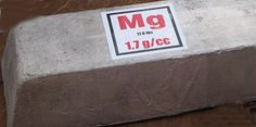 Magnesia – Materia médica