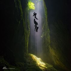 Descent into Heaven by Ben Babusis on 500px