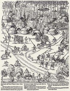 Die Belagerung von Wolfenbüttel, Block 6 Künstler:Cranach d. J., Lucas Entstehungsjahr:1542