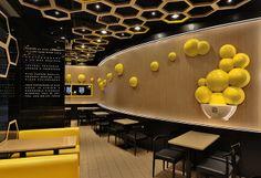 Rice Home Restaurant Guangzhou AS Design Studio