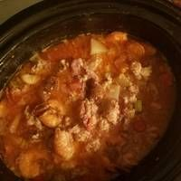 Southern Catfish Stew Recipe by Kari Campos🥑🌶 Creole Recipes, Cajun Recipes, Seafood Recipes, Cooking Recipes, Supper Recipes, Delicious Dinner Recipes, Coubion Recipe, Southern Catfish Stew Recipe, Catfish Recipes