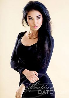 ArabianDate offers a thrilling companionship with romantic and caring women from abroad. Beautiful Arab Women, Arab Girls, Romantic, Lady, Middle, Dresses, Fashion, Faces, Gowns