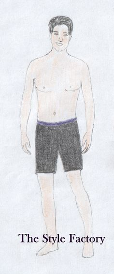 Body Type I (pencil) // thestylefactory.pl //
