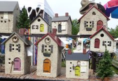 Garden Art forum: Hypertufa Fairy Houses-have you made one? (All Things Plants)