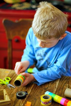 DIY Crafty Instruments: Music provides many benefits for children. Not only does it increase academic achievement by stimulating the same parts of the brain responsible for language, math, and social-emotional development, but it can improve memory and confidence.