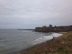 Tynemouth king Edwards bay beach 8.00am 14 th March 2015 www.tynemouthwebcam.com