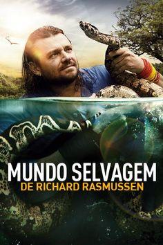 Mundo Selvagem de Richard Rasmussen