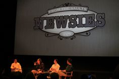 """Taken on February 2012 at the From The Vaults screening of """"Newsies"""" at the Walt Disney Studios Main Theater at Walt Disney Studios in Burbank, CA Anniversary Traditions, Kenny Ortega, What Motivates Me, Seize The Days, American Tours, Walt Disney Studios, Vaulting, Movies And Tv Shows"""